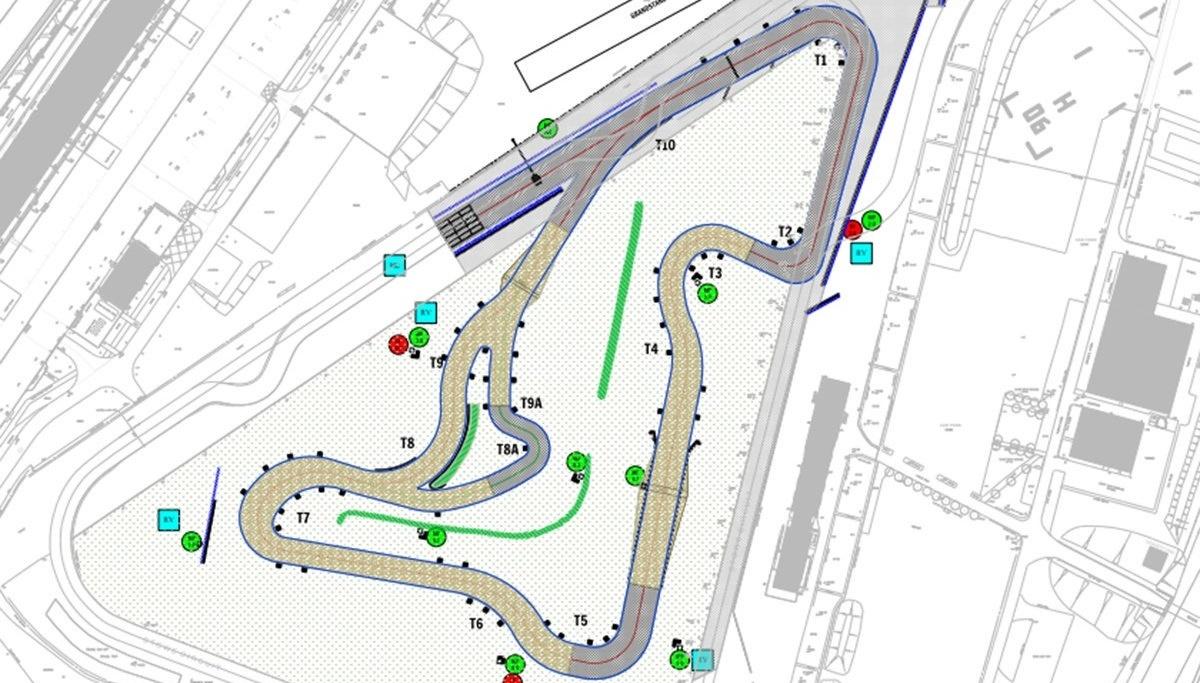 Circuito De Silverstone : Un nuevo trazado